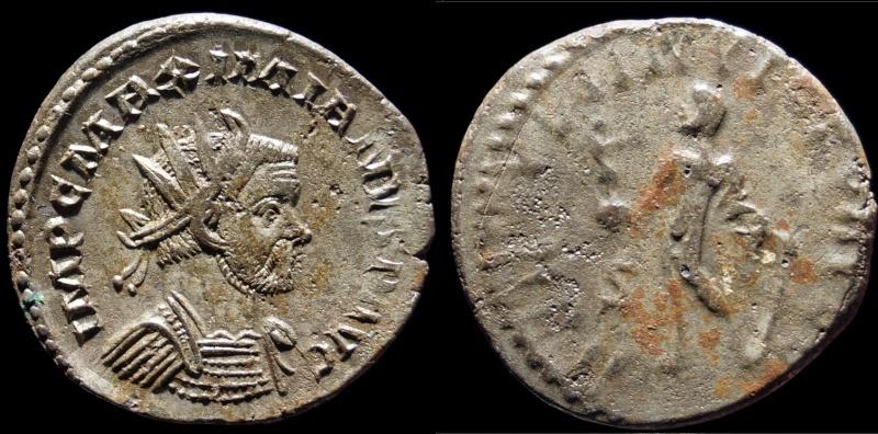 Aureliani de Lyon de Dioclétien et de ses corégents Maximi11