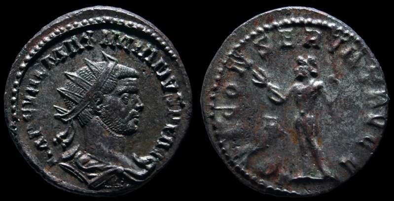 Aureliani de Lyon de Dioclétien et de ses corégents Maximi14