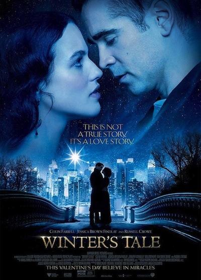 """[Film] Un amour d'hiver """"Winter's tale"""" avec Colin Farrell Affich13"""