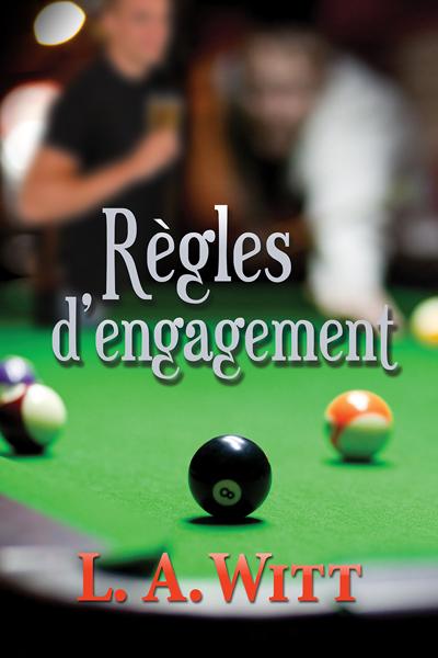 L A  Witt - Règles d'engagement - Tome 1 : Règles d'engagement de L.A. Witt Ruleso10