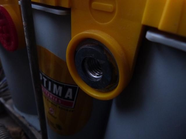 Borne batterie type GM P1040912