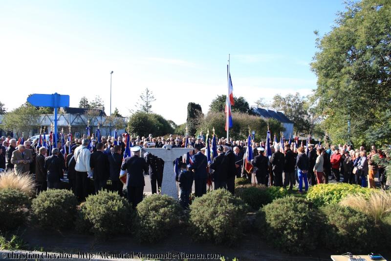 Cérémonies en commémorant le 70' anniversaire de la mort de Maurice BON Img_0116
