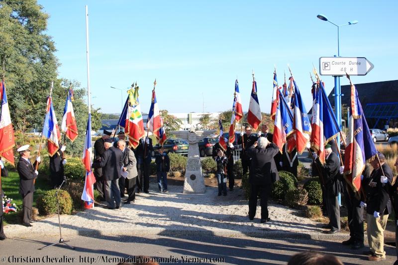 Cérémonies en commémorant le 70' anniversaire de la mort de Maurice BON Img_0119