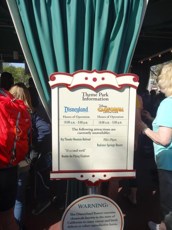 [Disneyland Resort] Le coin des petites infos Dsc02639