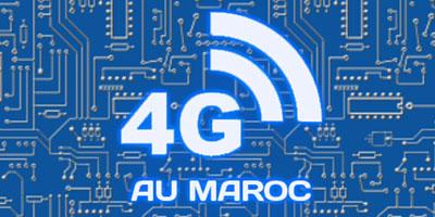 Le Maroc programme la 4G alors que l'Algerie tatonne a lancer la 3G 4g-au-10