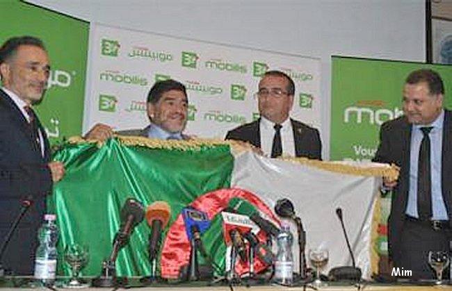 Le Maroc programme la 4G alors que l'Algerie tatonne a lancer la 3G Marado10