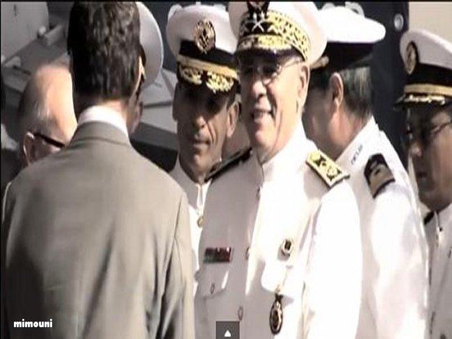 La fregate Mohamed 6, un autre fleuron rejoint la Marine Royale Mimoun27