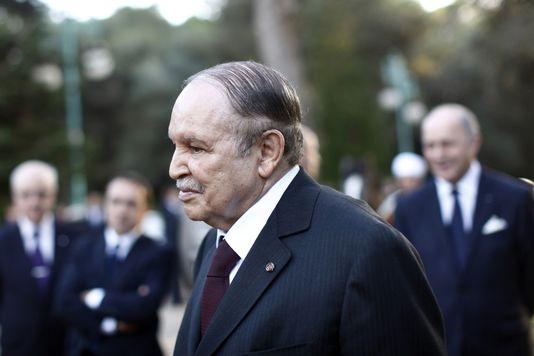 Les Algeriens refusent un quatrieme mandat a Bouteflika Mimoun43