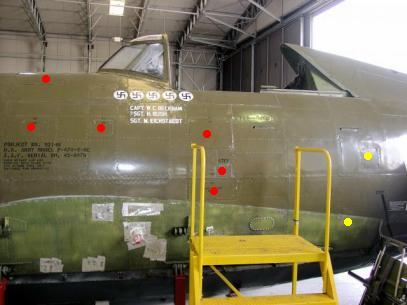 "P-47D THUNDERBOLT ""RAZOR"" 110"