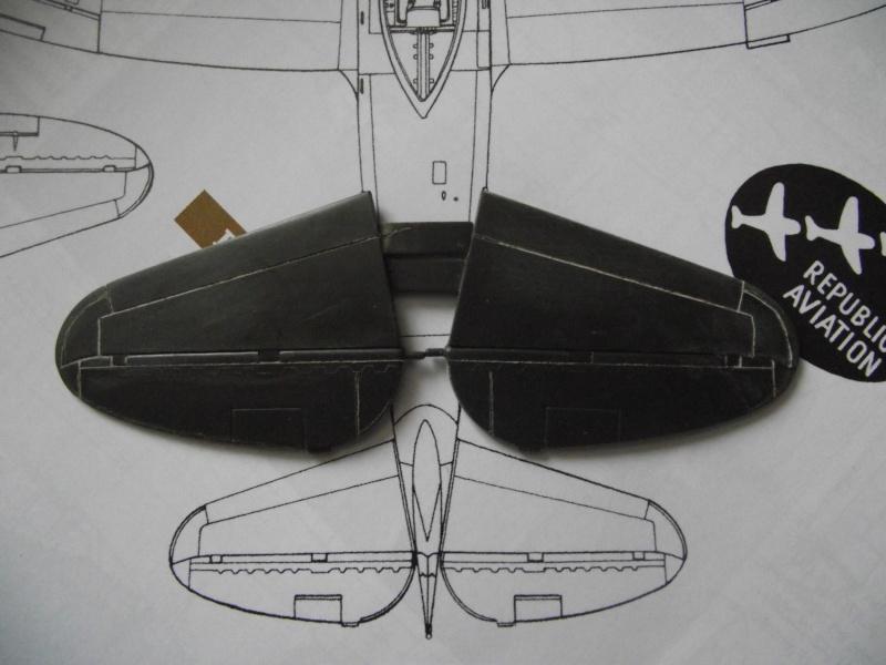 "P-47D THUNDERBOLT ""RAZOR"" 1410"