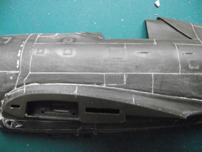 "P-47D THUNDERBOLT ""RAZOR"" 212"