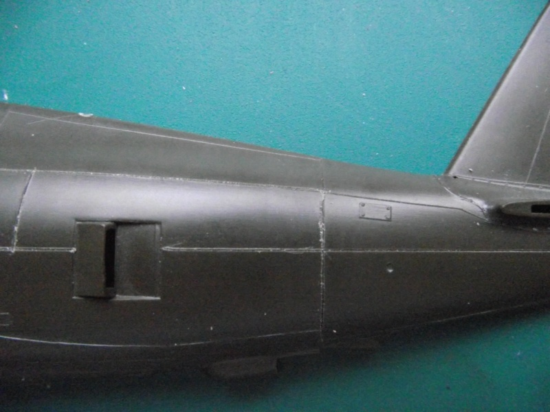 "P-47D THUNDERBOLT ""RAZOR"" 711"