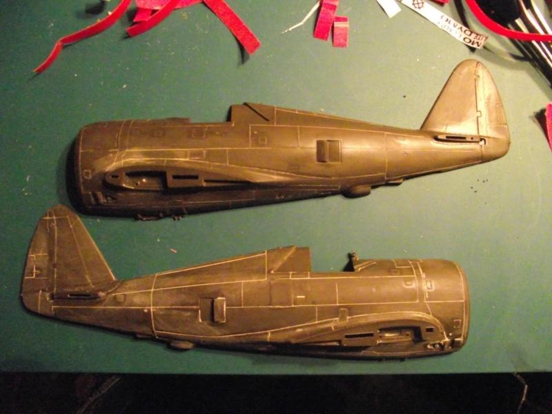 "P-47D THUNDERBOLT ""RAZOR"" 712"