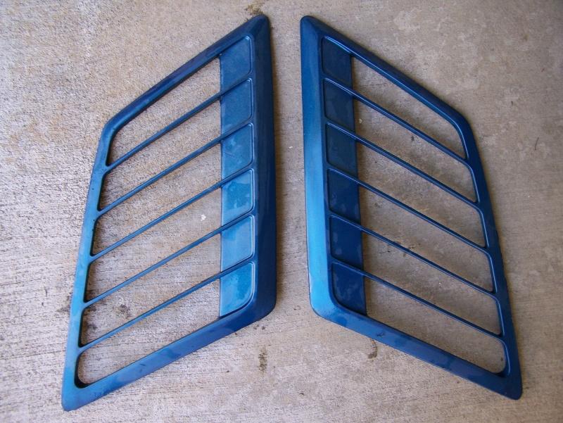 Window louvers 76lagu10
