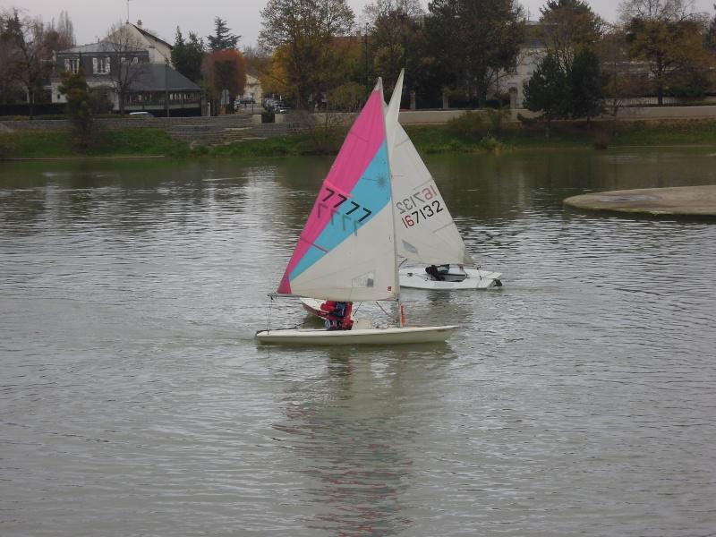 Régate hivernale sur la Marne Dscn2225