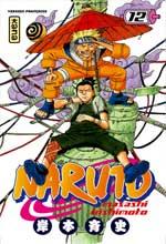 Naruto – Tome 12 : L'oiseau s'est envolé...!! Naruto12