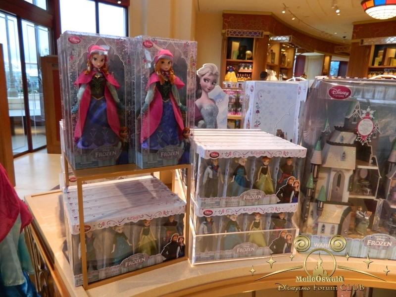 """Merchandising """"La Reine des Neiges"""" Dscn7822"""