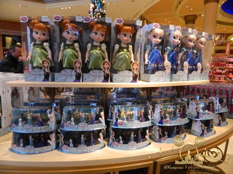 """Merchandising """"La Reine des Neiges"""" Dscn7826"""