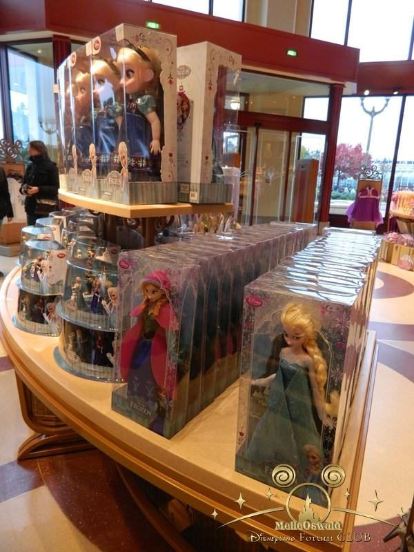 """Merchandising """"La Reine des Neiges"""" Dscn7827"""