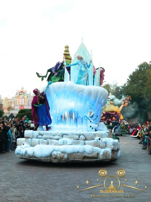 La reine des neiges à Disneyland Paris  Dscn8111