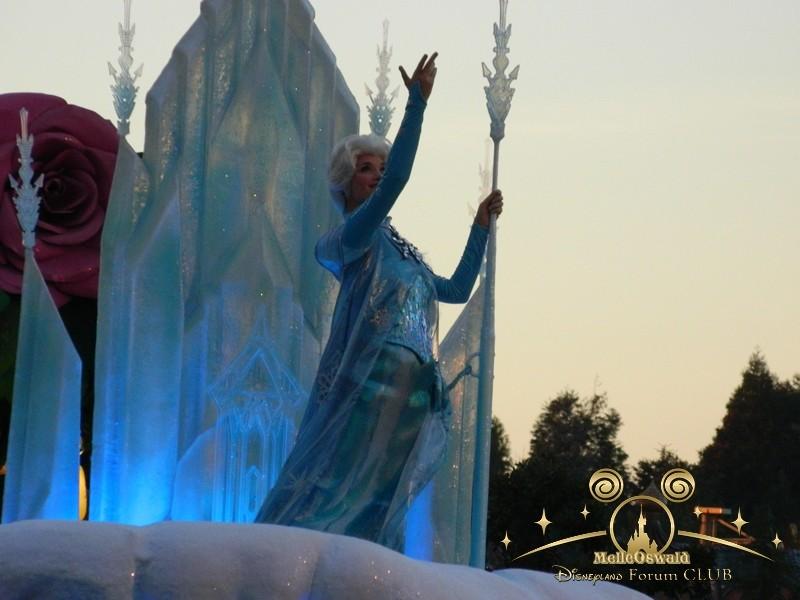 La reine des neiges à Disneyland Paris  Dscn8210