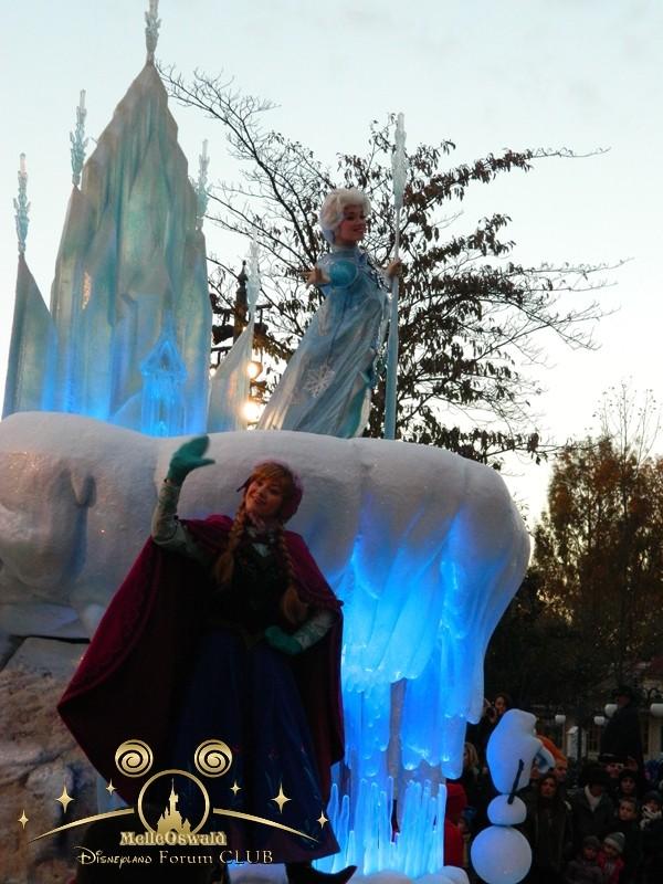 La reine des neiges à Disneyland Paris  Dscn8212
