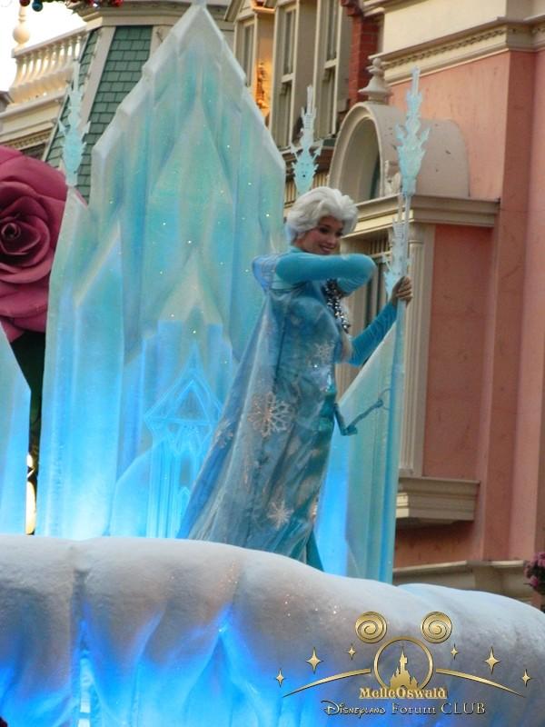 La reine des neiges à Disneyland Paris  Dscn8215