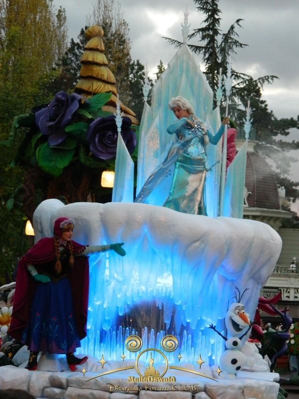 La reine des neiges à Disneyland Paris  Dscn8218