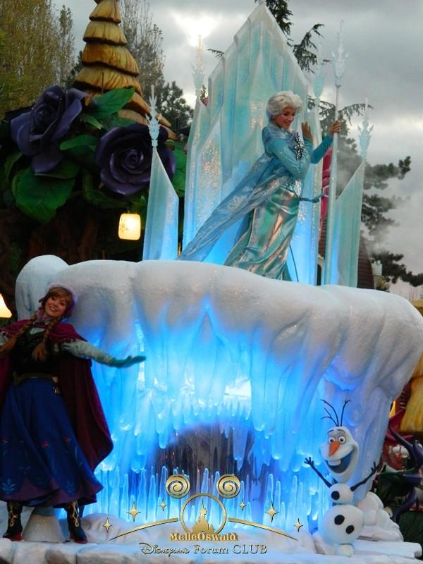 La reine des neiges à Disneyland Paris  Dscn8219