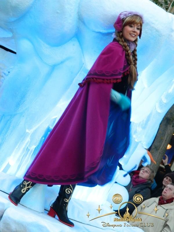 La reine des neiges à Disneyland Paris  Dscn8220