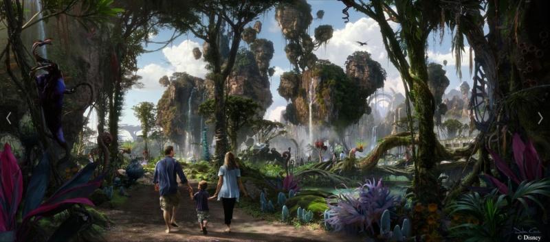 Avatar a Disney World ... sur Animal Kingdom  - Page 2 Photo310