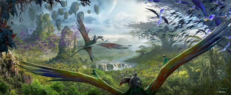 Avatar a Disney World ... sur Animal Kingdom  - Page 2 Photo410