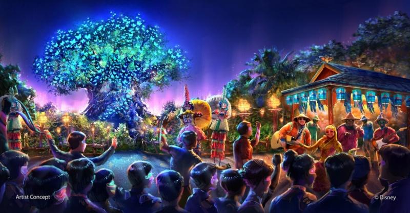 Avatar a Disney World ... sur Animal Kingdom  - Page 2 Photo510