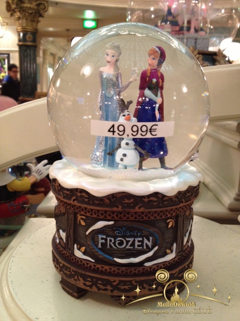 "Merchandising ""La Reine des Neiges"" Photo_53"
