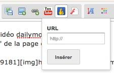 integration lien, video et image sur le forum Captur19