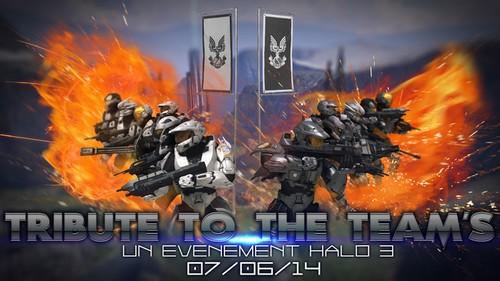 L'événement 4 : Halo 3 - Tribute to the Team's Halo_310