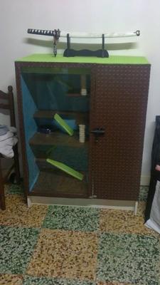 Cage fait maison  19112011
