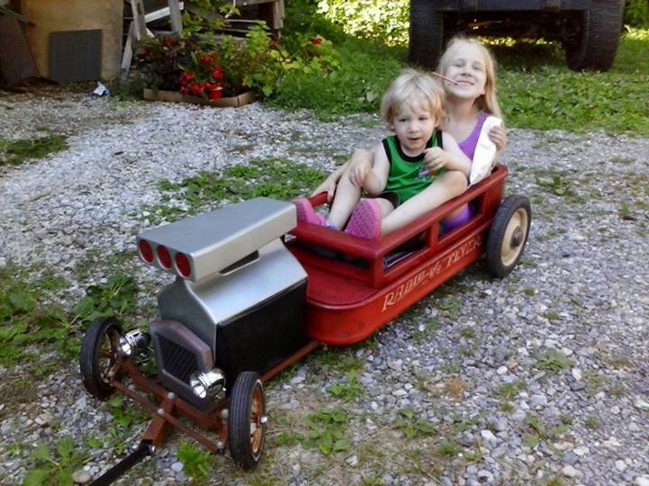 idees pour vos futurs projets Radio Flyer 15607011