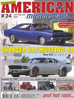 American Muscle Cars n°24 Amc-2410