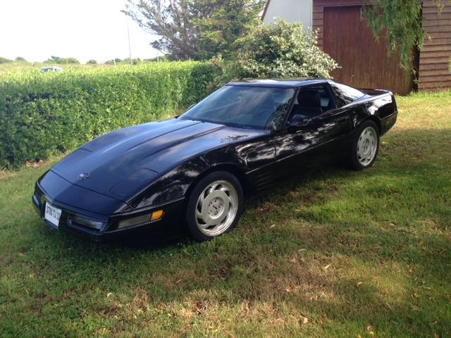 Corvette C4 ZF6 1991 Image710