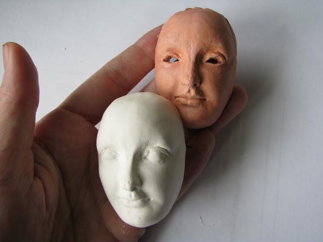 Formas de crear muñecas, alguna, hay muchas... Muaeca16