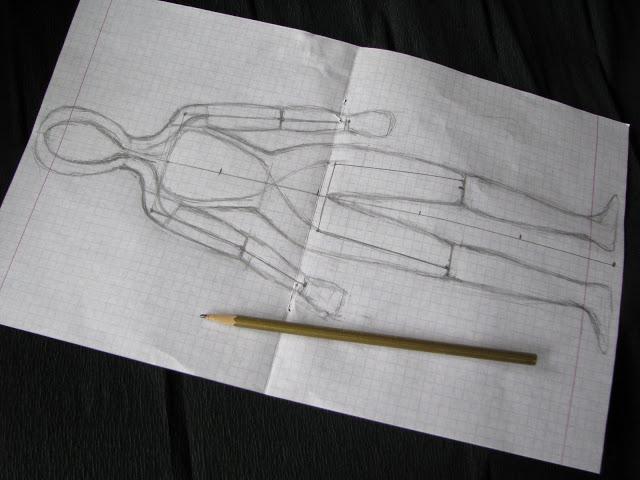 Formas de crear muñecas, alguna, hay muchas... Muaeca19
