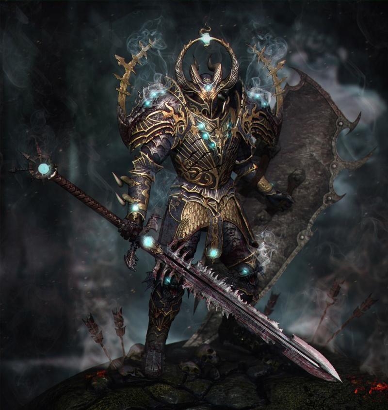 Le Retour de la Bête... L'Ombre de l'Ordre Noir Chaos-10