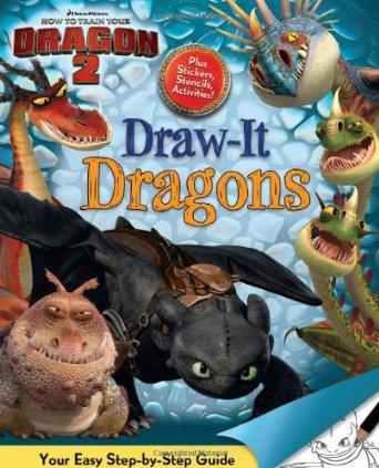 Produits dérivés Dragons 2 61pnpo10