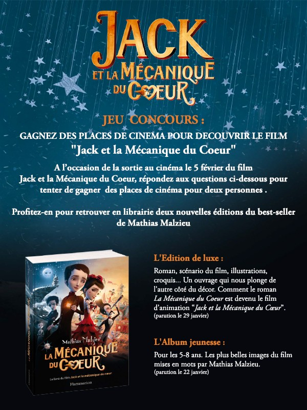 Jack et la Mécanique du Cœur (5 février 2014) - Page 2 Visuel10