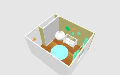 chambre  bb Liliec13