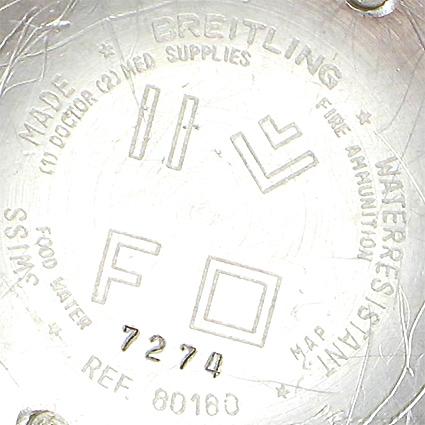 Breitling - Breitling militaire? 827-ne12