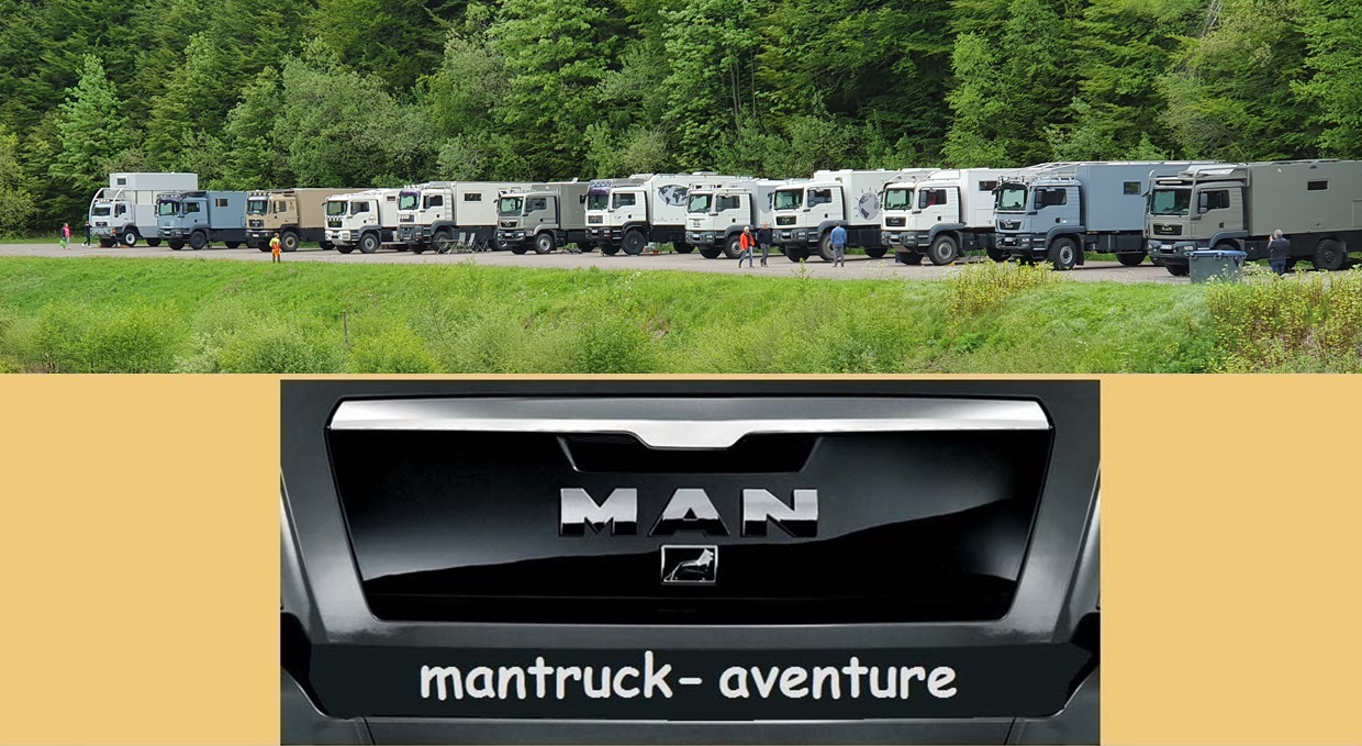 Mantruck-Aventure