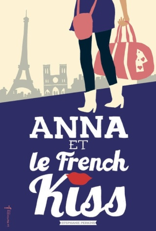 ANNA ET LE FRENCH KISS de Stephanie Perkins Couv4010