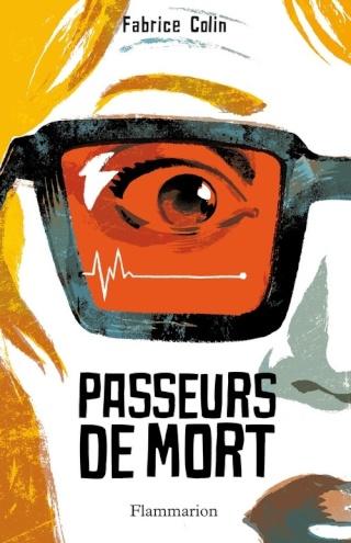 PASSEURS DE MORT de Fabrice Colin Couv6110